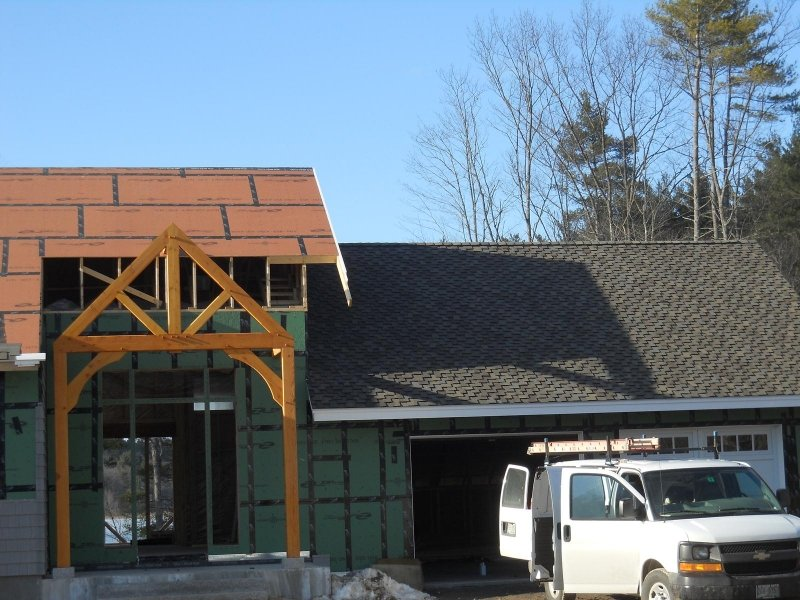 Asphalt Roof Installations